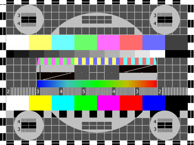 television-test-card-pattern